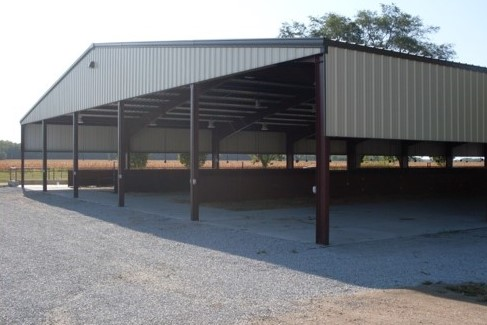 SAUNDERS COUNTY CATTLE FACILITY