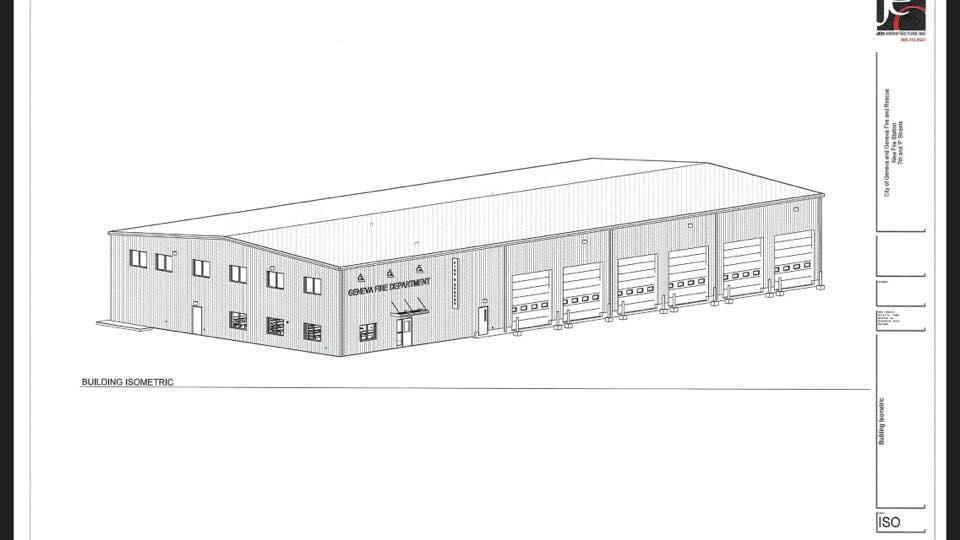 Geneva Fire Station